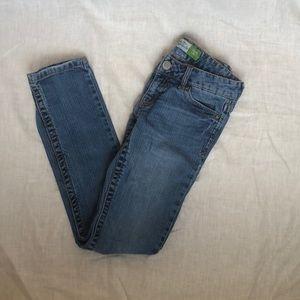 0 short Aeropostale skinny jeans